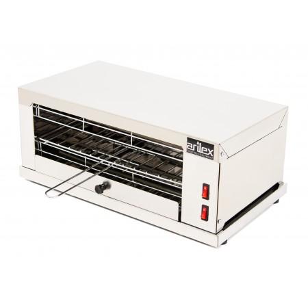 Four toasteur ARILEX DUO multifinction à 1 étage sans minuterie avec résistances blindées 1DUO