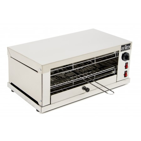 Oven Toaster ARILEX DUO with 1 floor, armored resistances and timer 1DUOT