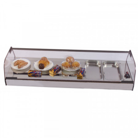 Integral Stainless Steel Exposition Tray for 4BP