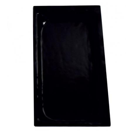 Cubeta cristal color negro GN1/3-40 mm GN-NE