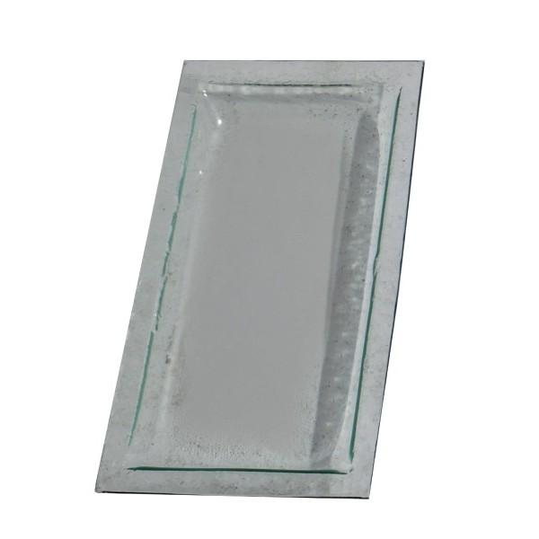 Cubeta cristal color transparente GN1/3-40 mm GN-TR