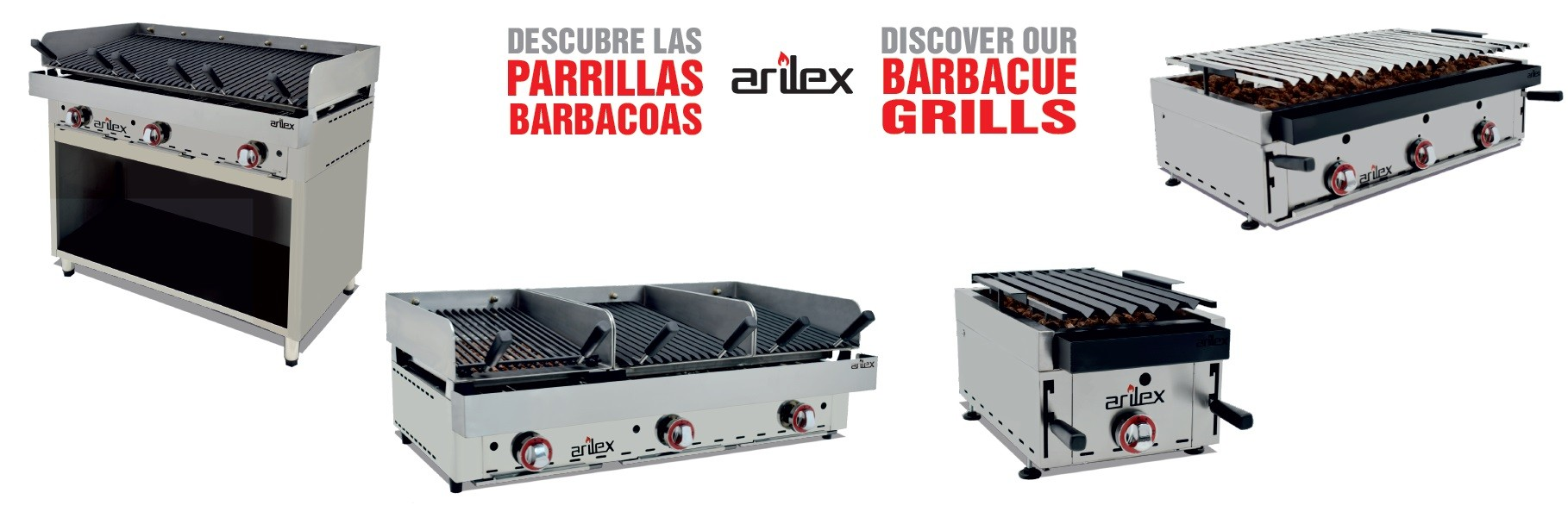 Grills and Barbacues ARILEX